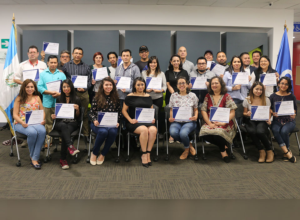 comunicadores en Guatemala