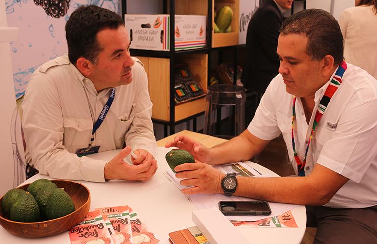 AGRITRADE Expo & Conference 2017  es la plataforma donde el sector agrícola guatemalteco presentó su oferta exportable a 110 compradores internacionales.