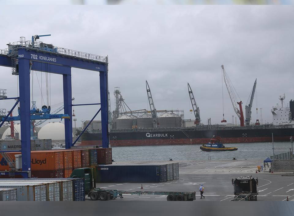 contenedores para exportar de modo multimodal