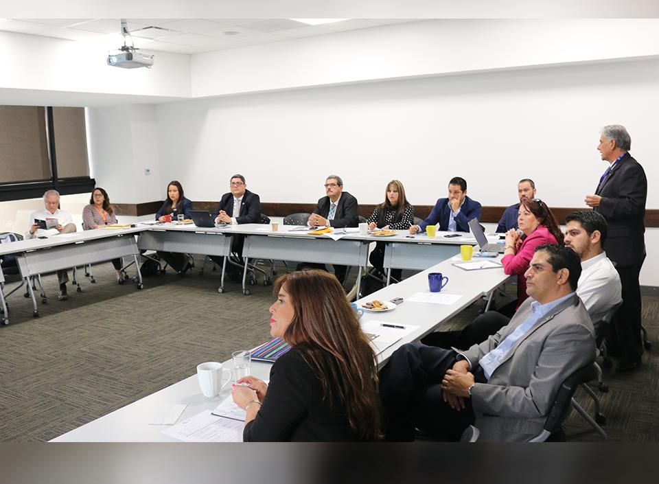Reunión de empresarios de turismo de Centroamérica