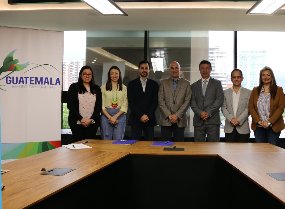 oportunidades comerciales para Guatemala en China