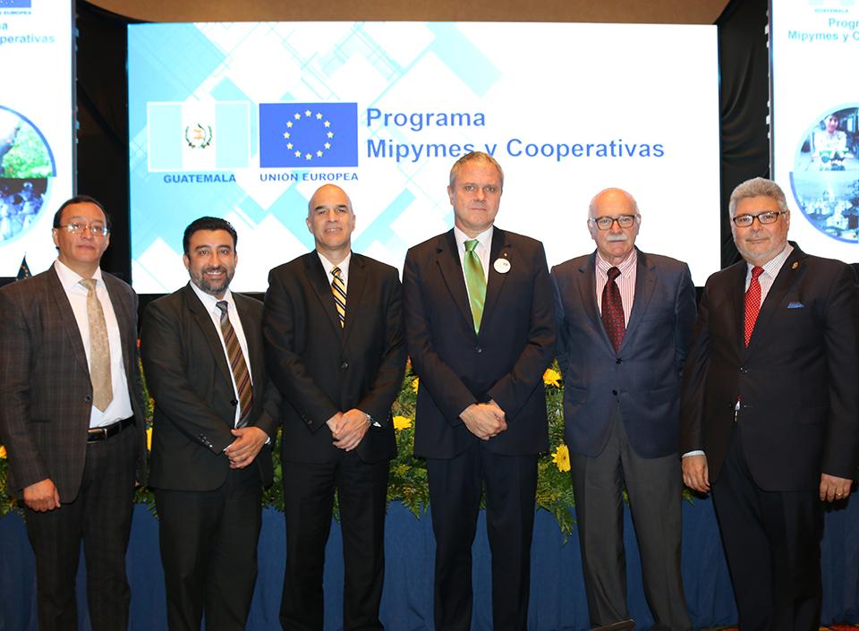 AGEXPORT forma parte de los proyectos de la Unión Europea