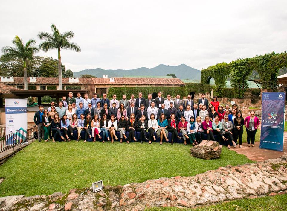 Encuentro AL-Invest 5.0