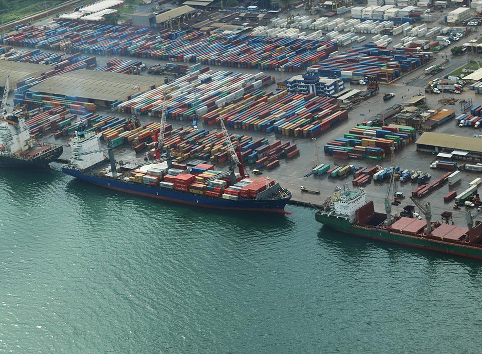 logística para exportar