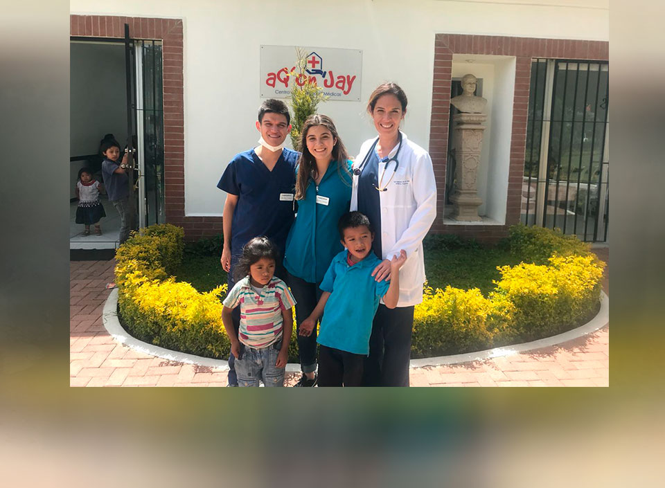 El grupo de empresarios exportadores de AGEXPORT a través de la Fundación Nacional de la Arveja (FUNDARVEJA) promovieron la participación de familias beneficiarias d