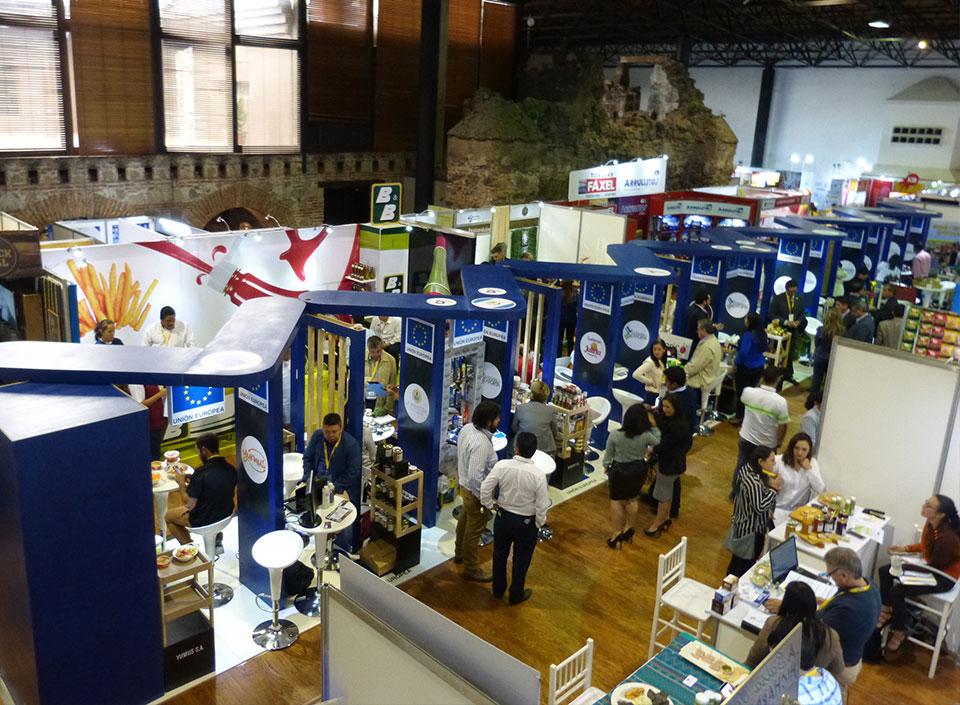 mipymes centroamericanas con el apoyo de la Unión Europea en Manufexport