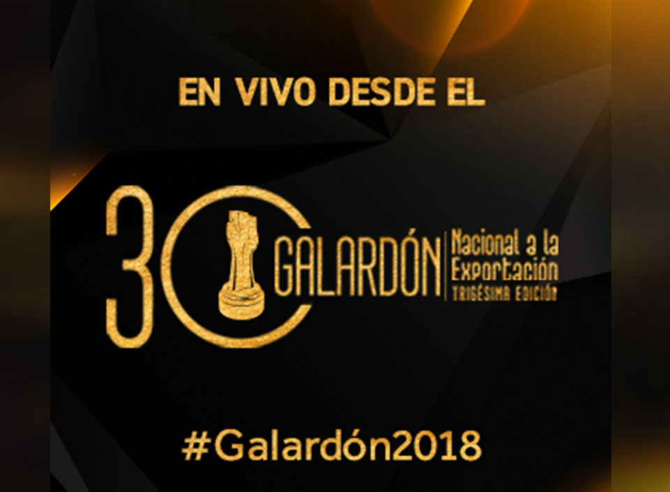 30 Galardón Nacional a la Exportación