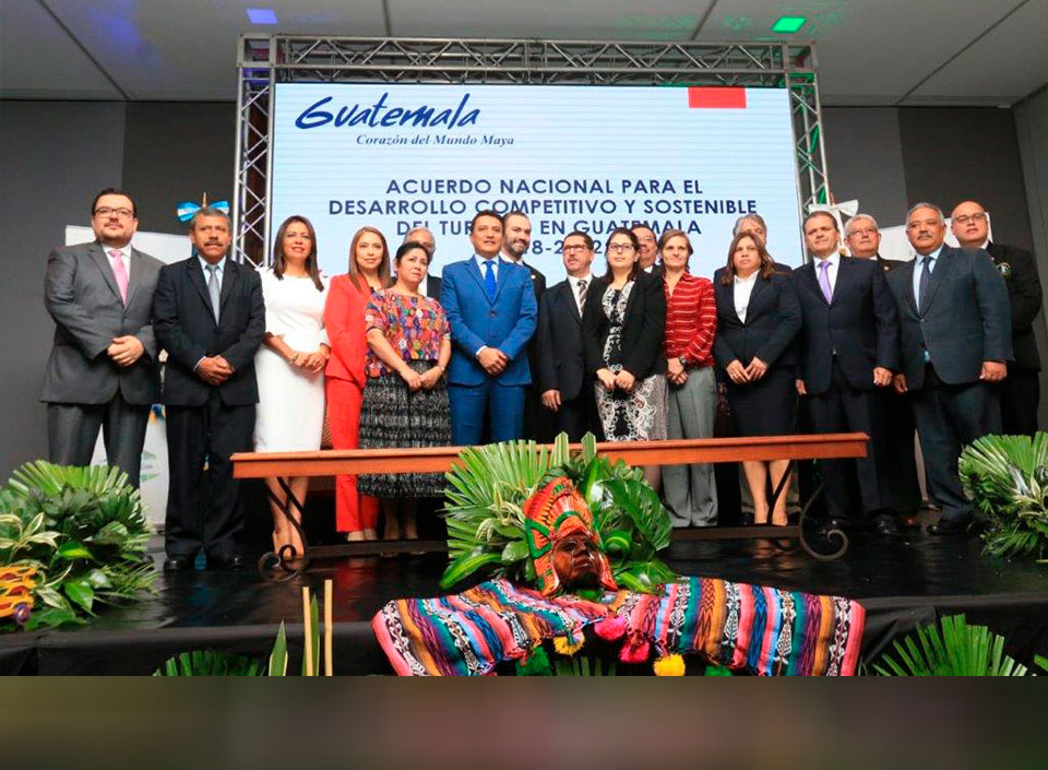 Guatemala promueve el turismo sostenible