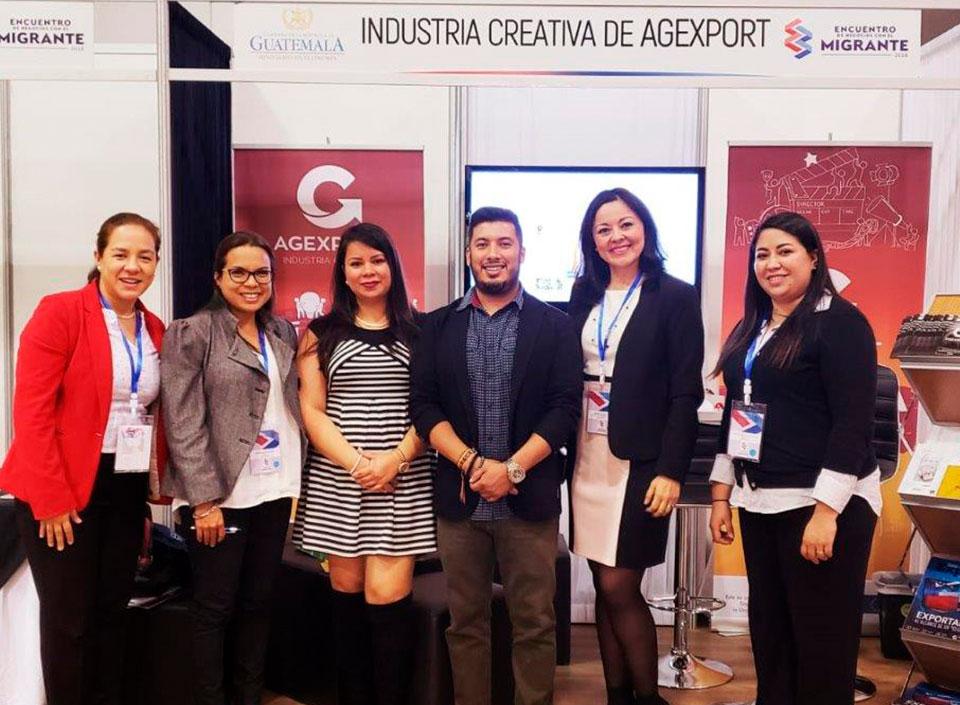 talento creativo en Guatemala