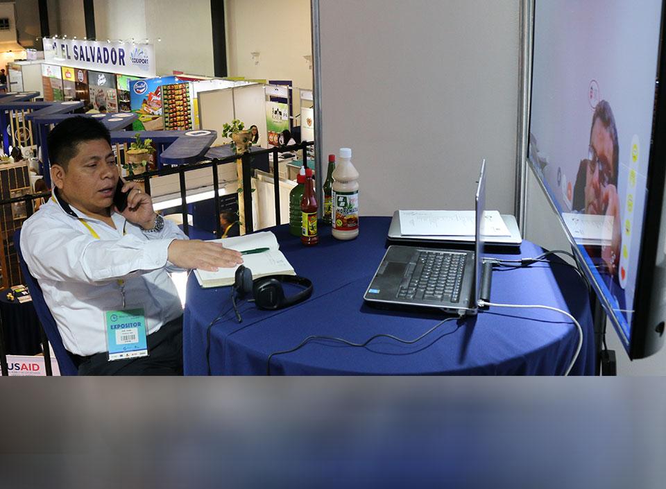 ruedas de negocios virtuales en Guatemala