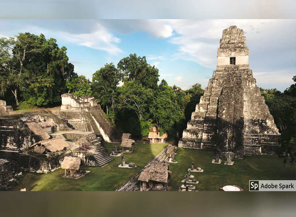 turismo interno en Guatemala