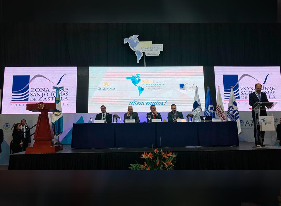 Zonas francas en Guatemala