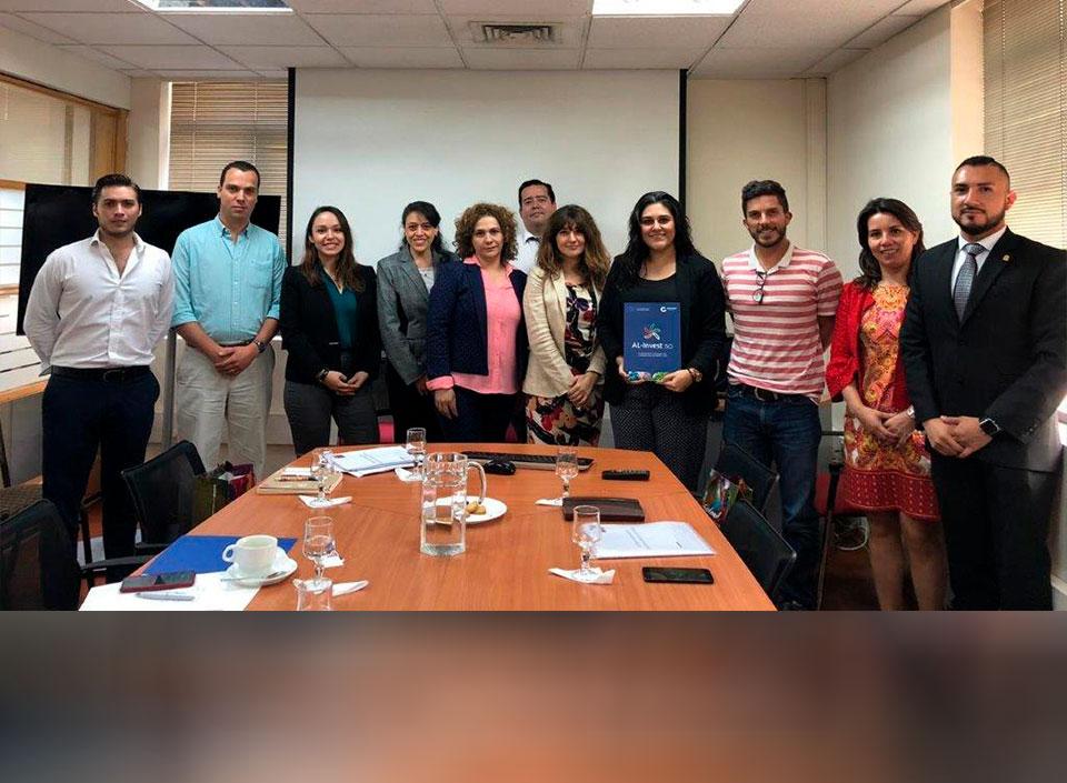 empresarios guatemaltecos desean exportar a Chile