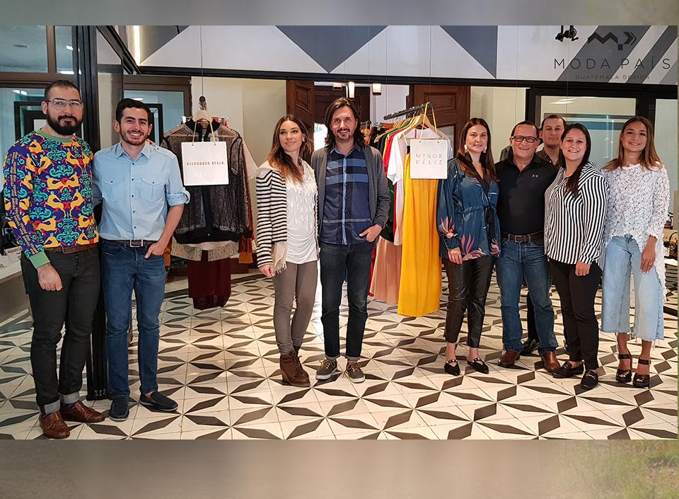vestex presenta su plataforma Moda País