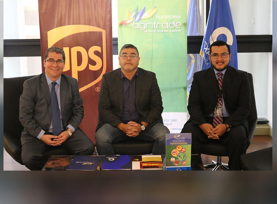 plataforma agrícola para la exportación en Centroamérica