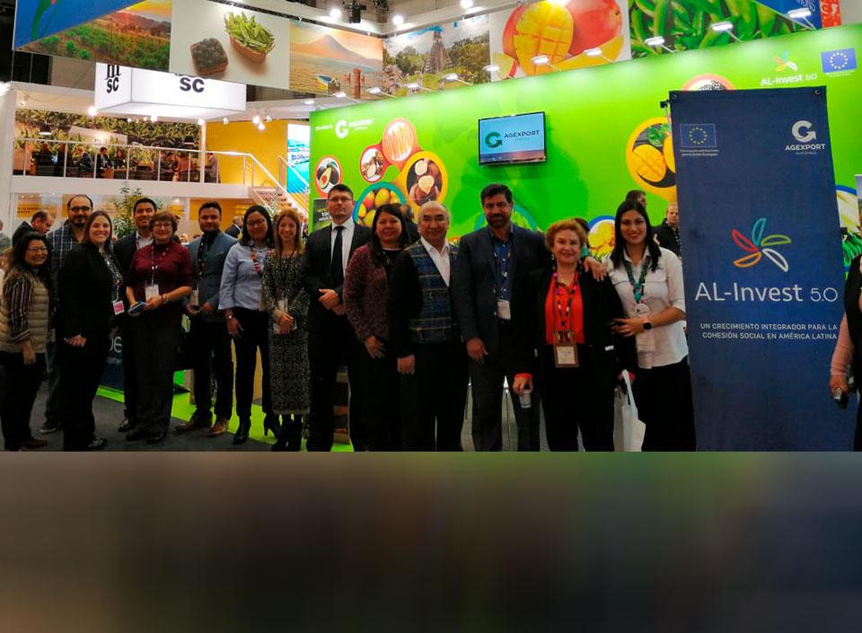 empresarios guatemaltecos de productos frescos y el mercado Europeo