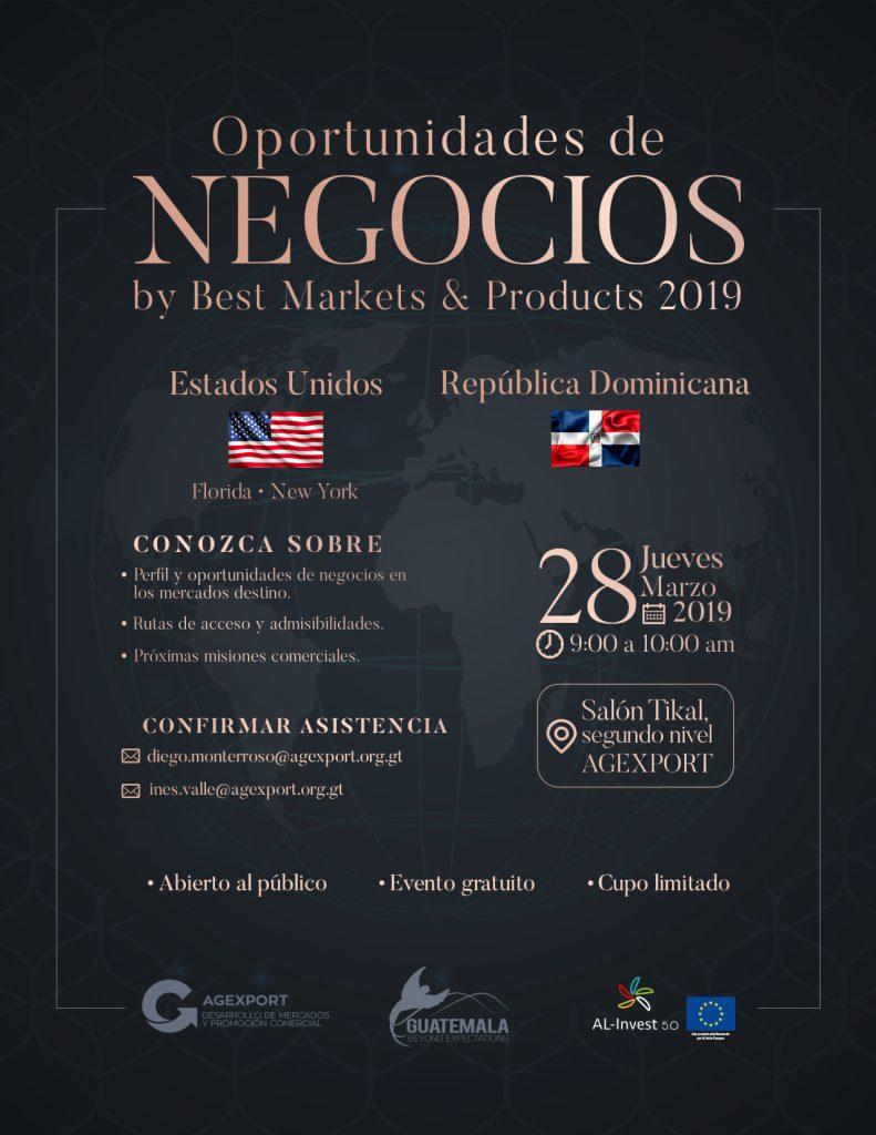 Best Markets para Guatemala