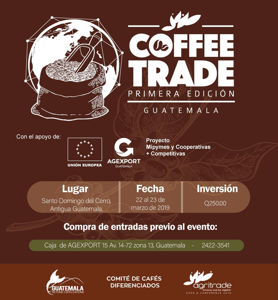 café de Guatemala de exportación