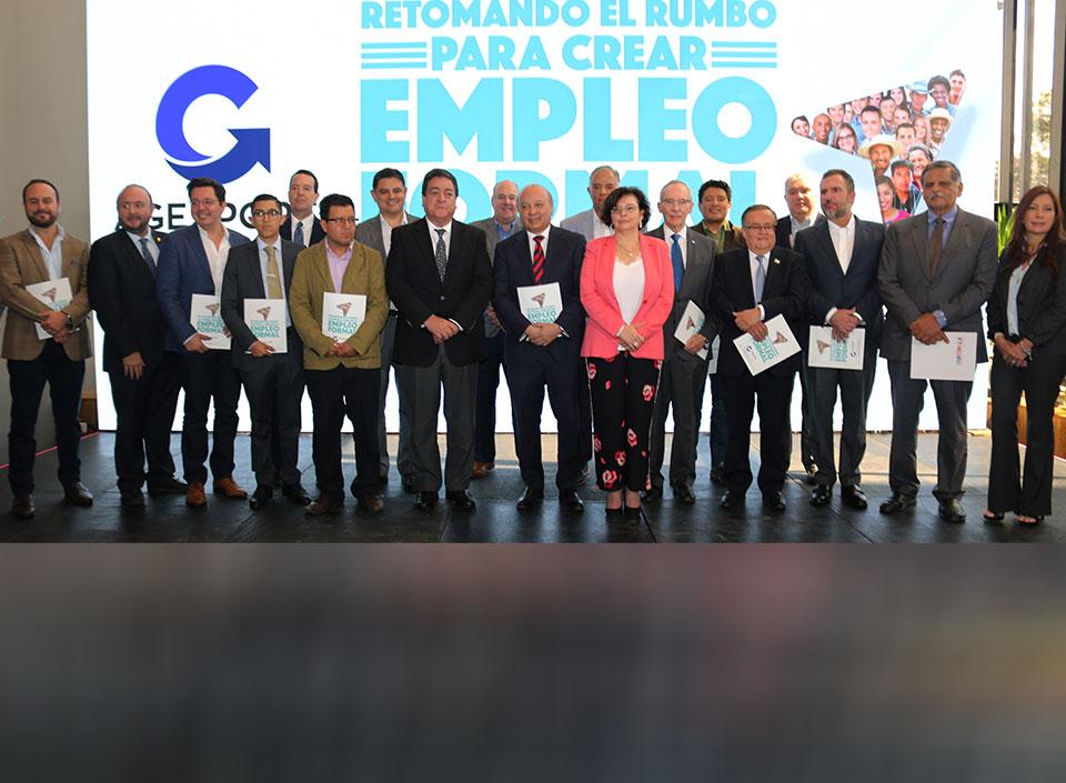 propuesta para generar empleo formal en Guatemala