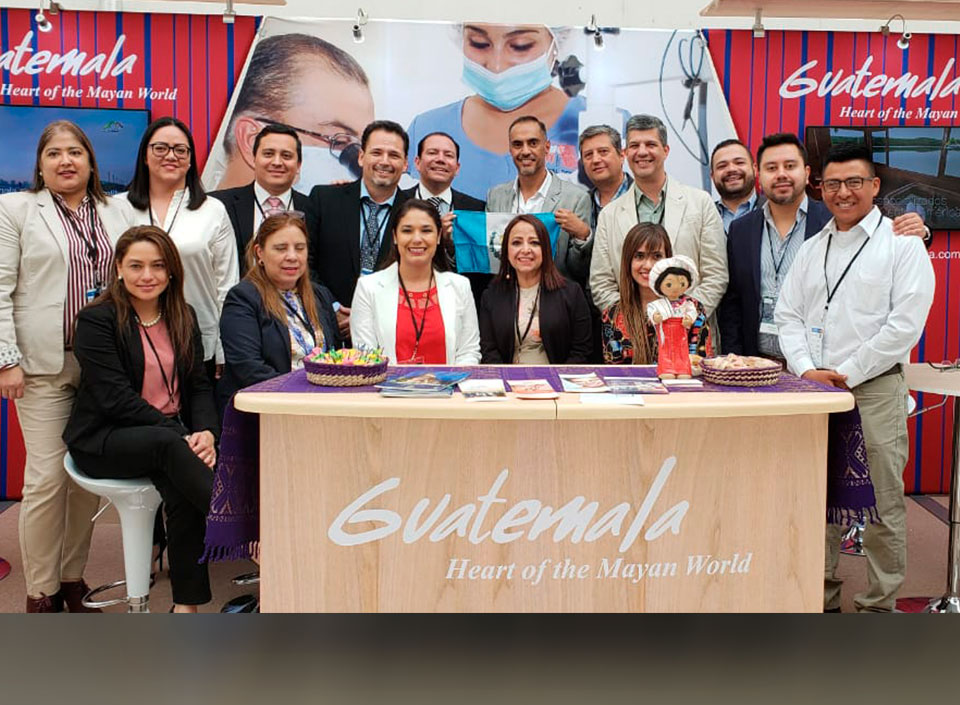 oferta de servicios médicos de Guatemala