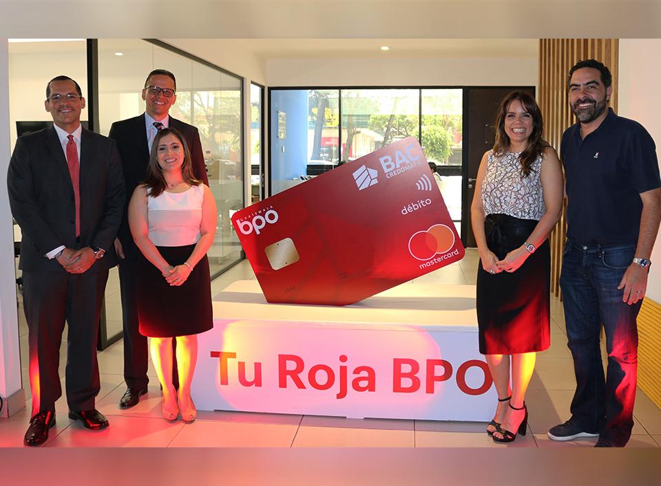 BPO Guatemala y BAC Credomatic