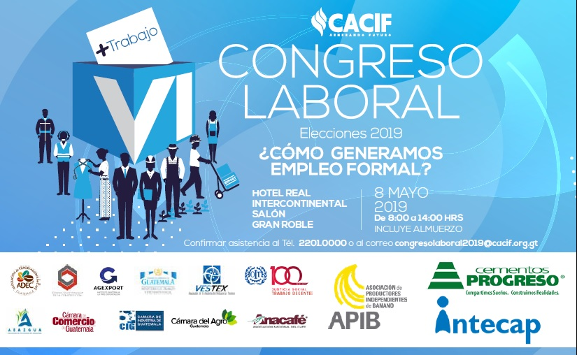 propuestas para generar empleo formal en Guatemala