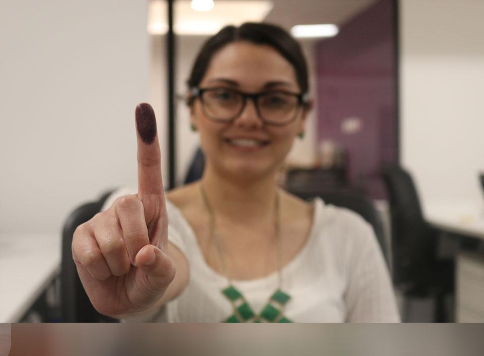 votaciones en Guatemala