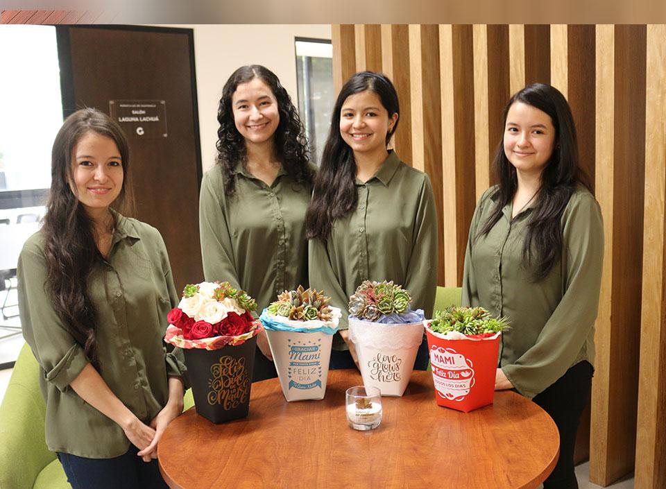 Guatemala exporta flores