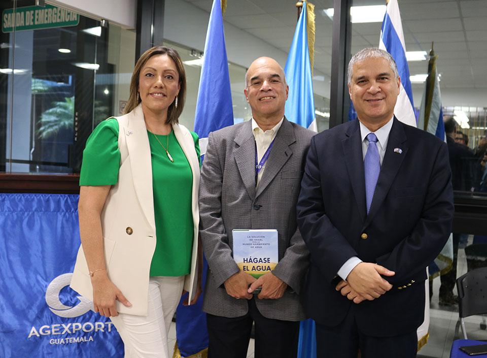 oportunidades comerciales de Guatemala a Israel