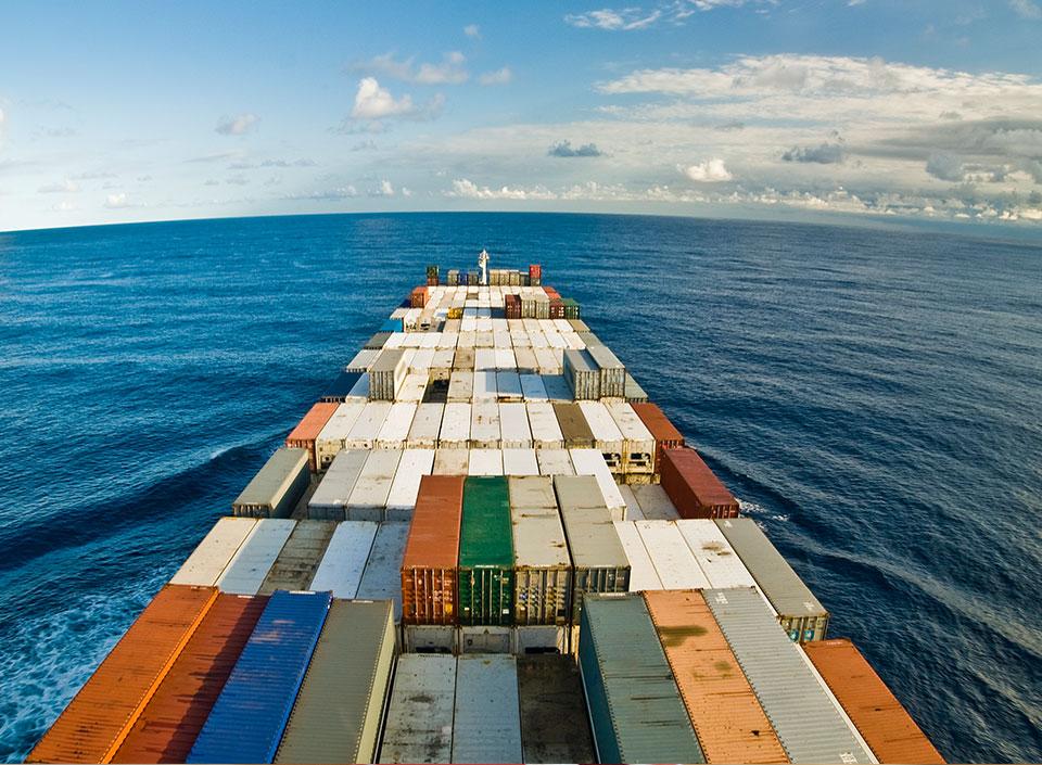exportaciones marítimas
