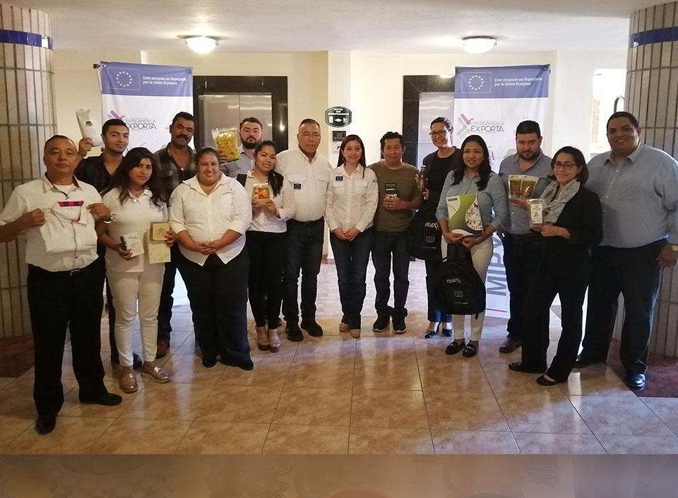 Programa Centroamérica Exporta