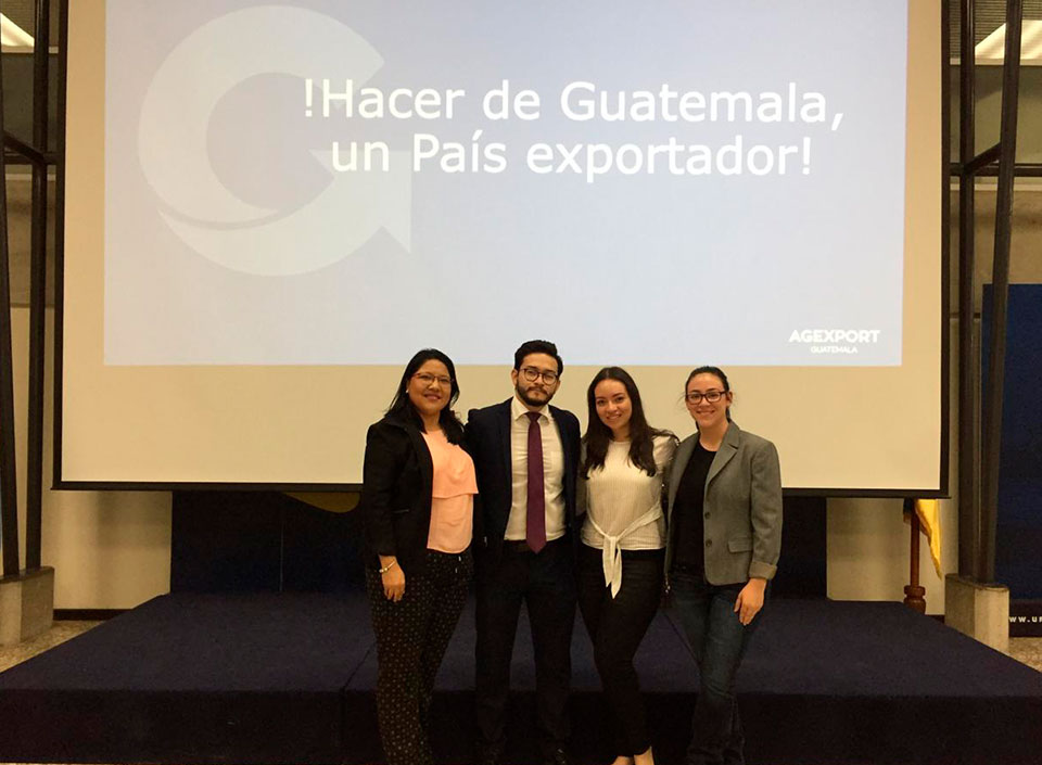 sector exportador guatemalteco