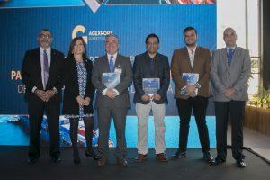 AGEXPORT entrega a futuras autoridades gubernamentales acciones para modernizar el sistema portuario nacional