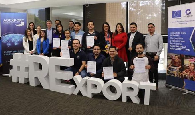 Emprendedores y pymes se suman a la exportación guatemalteca a través de la Ruta del Exportador