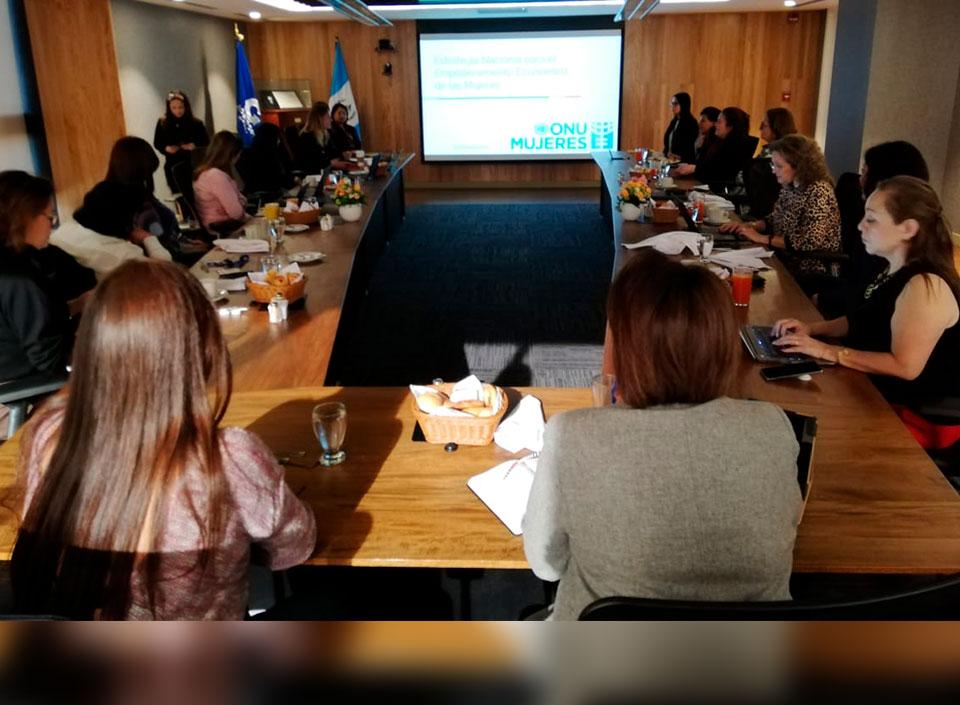 Comité de mujeres exportadoras
