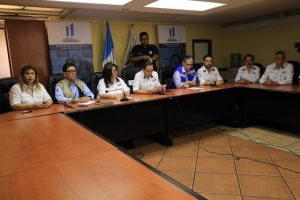 Ministerio de Salud en Guatemala