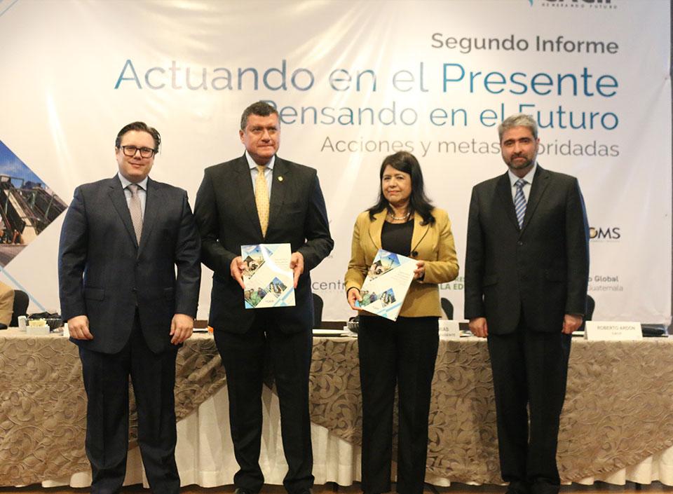 Objetivos de Desarrollo Sostenible de CACIF