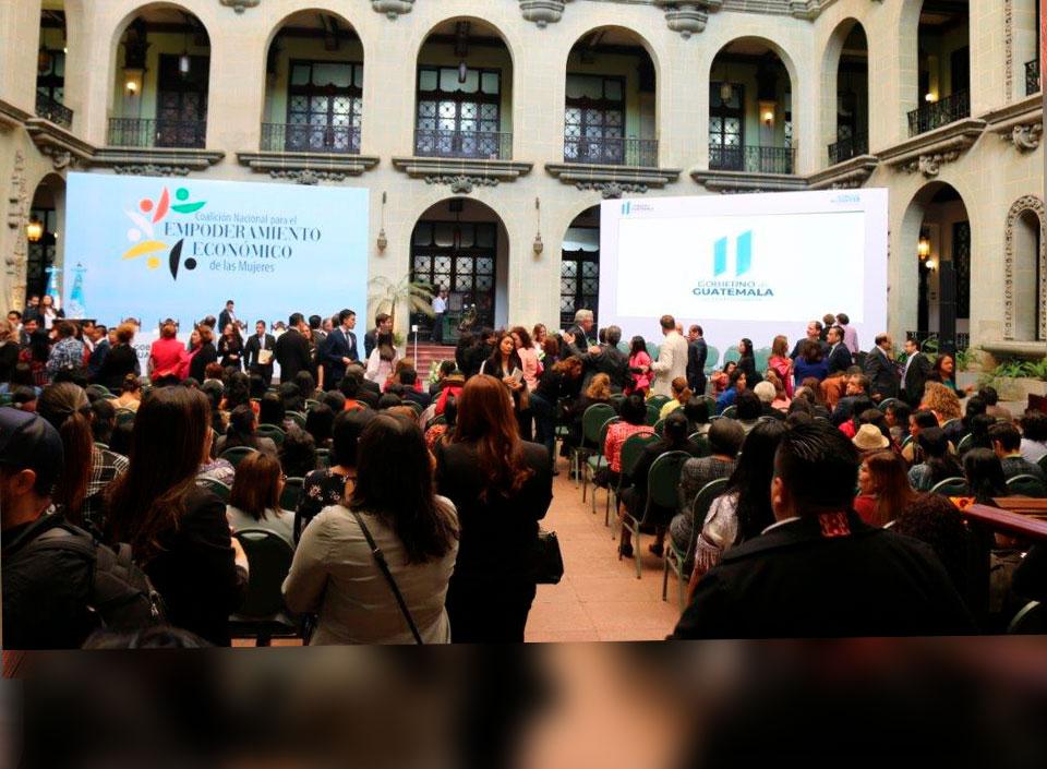 Eventos y coronavirus en Guatemala
