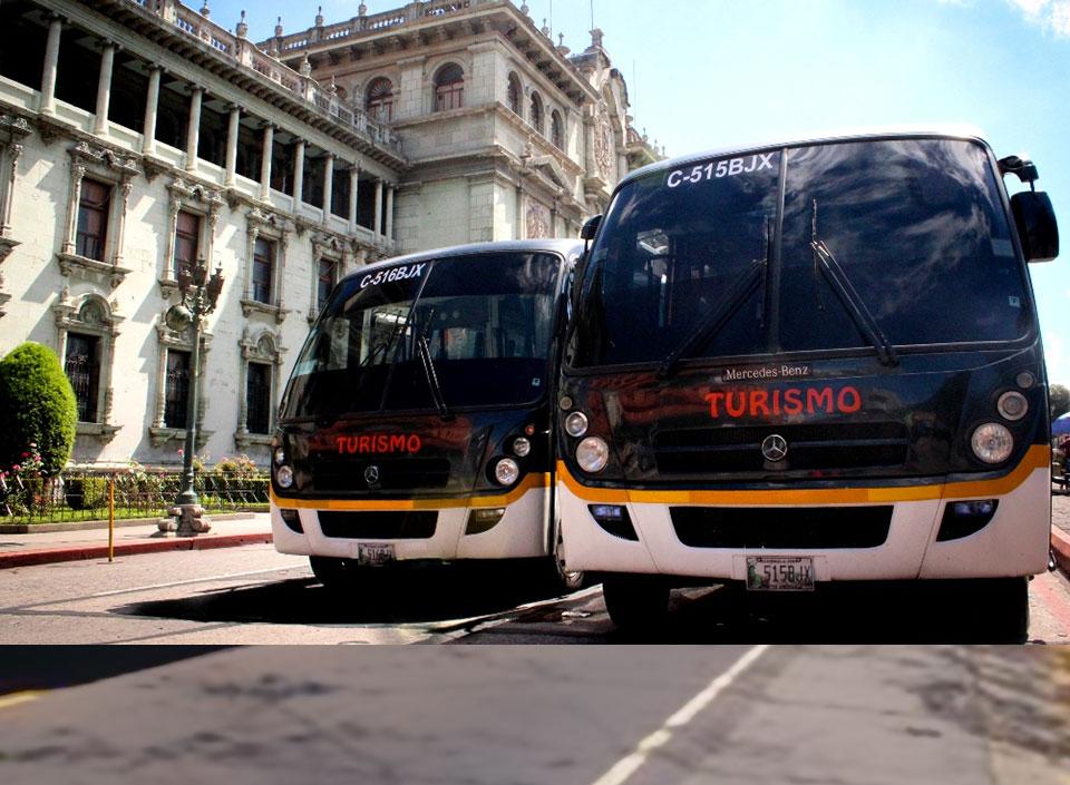 buses por Covid-19