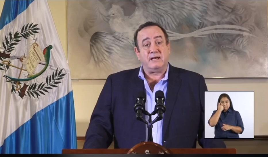 medidas de Guatemala ante el COVID-19