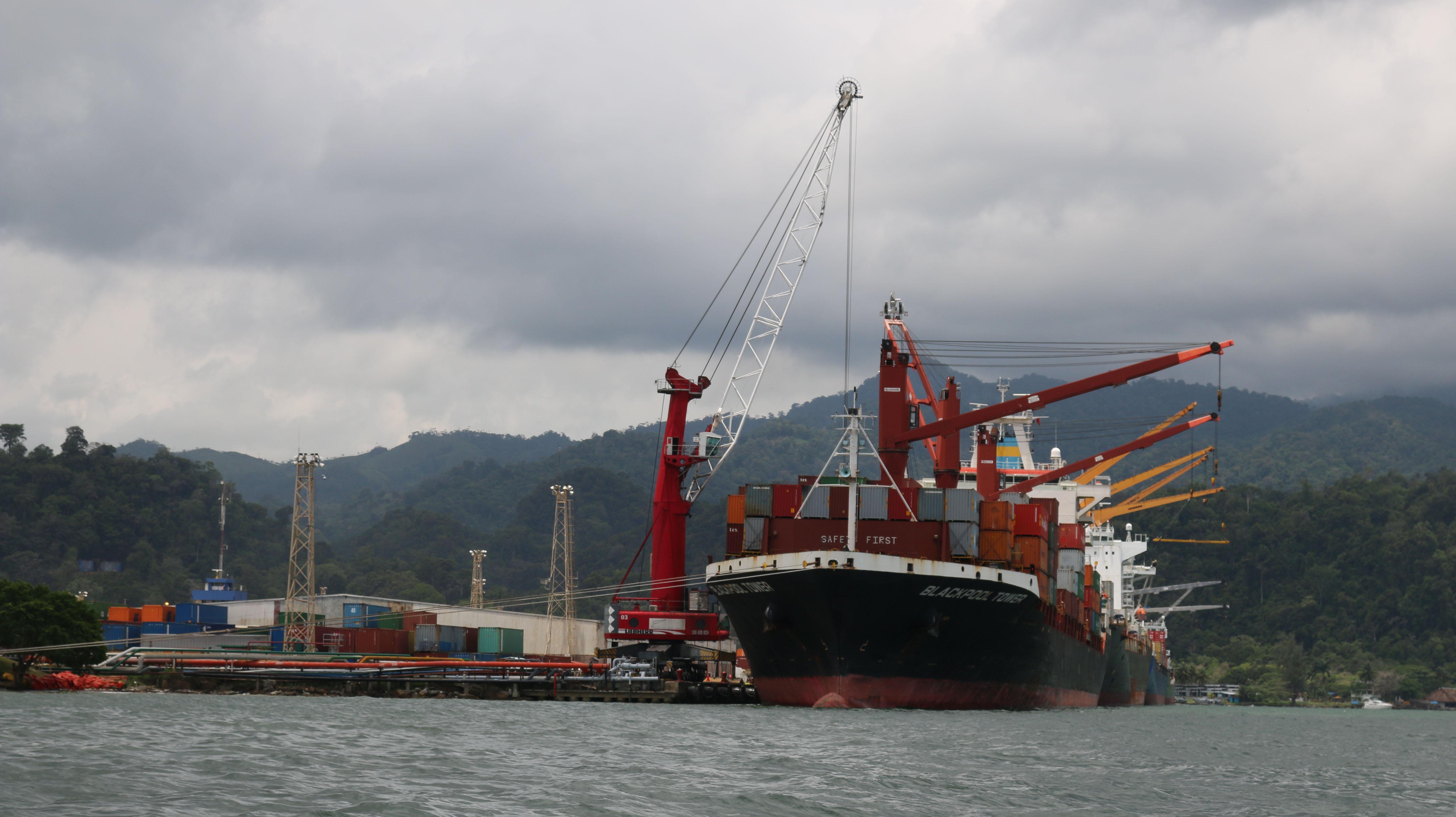 Puertos en Guatemala