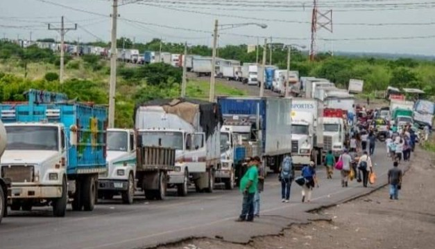 transporte pesado a Costa Rica