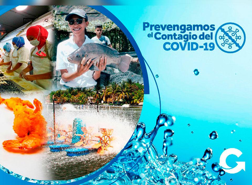 Campaña de prevención de pesca y acuicultura