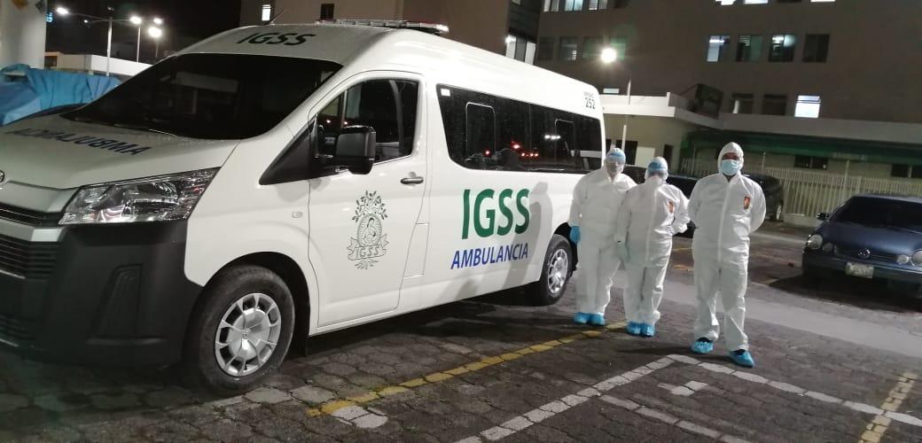 IGSS visitará a las empresas por casos COVID-19