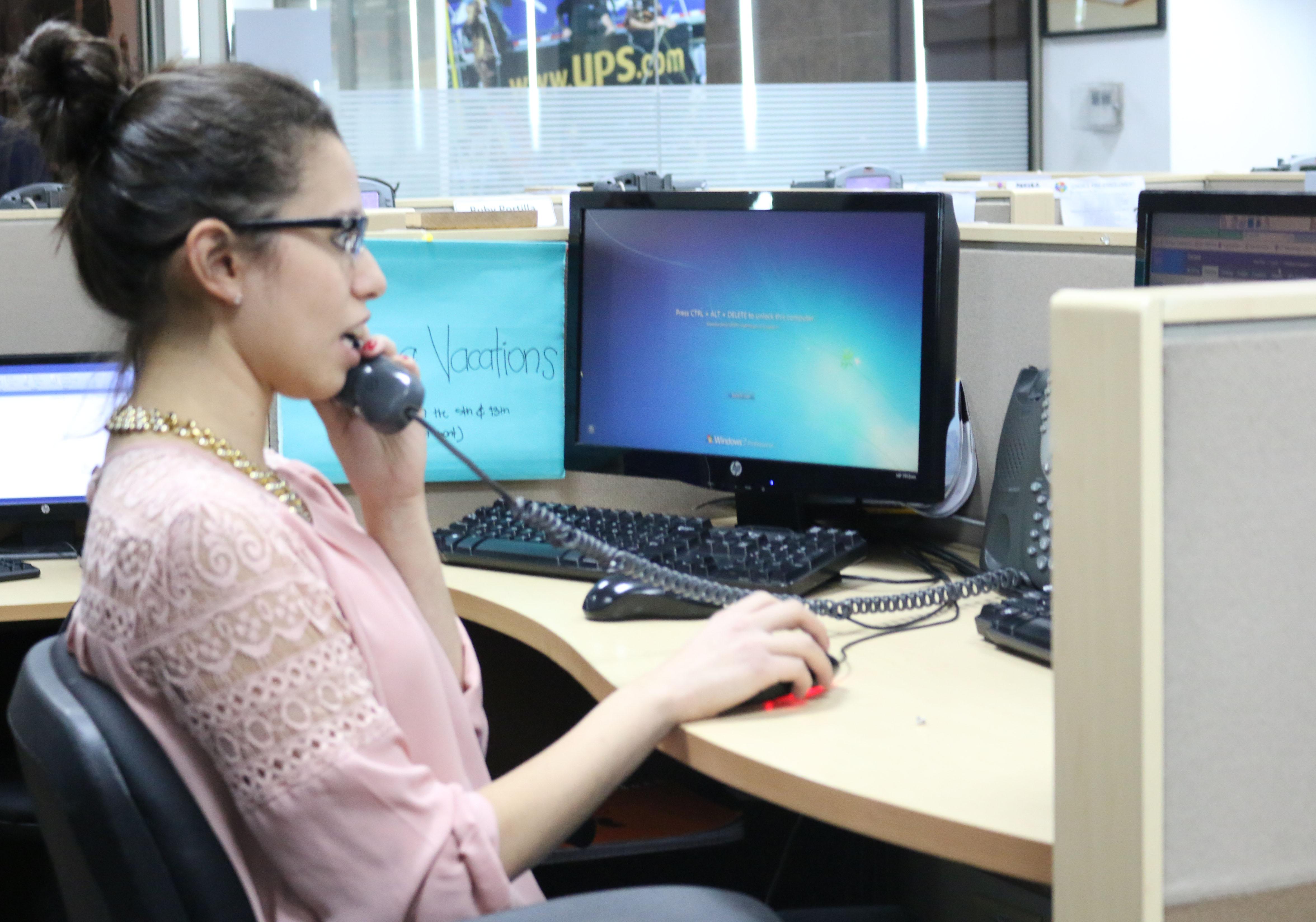 Feria de empleo virtual de Contact Center