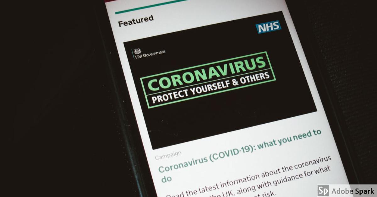 información de COVID-19
