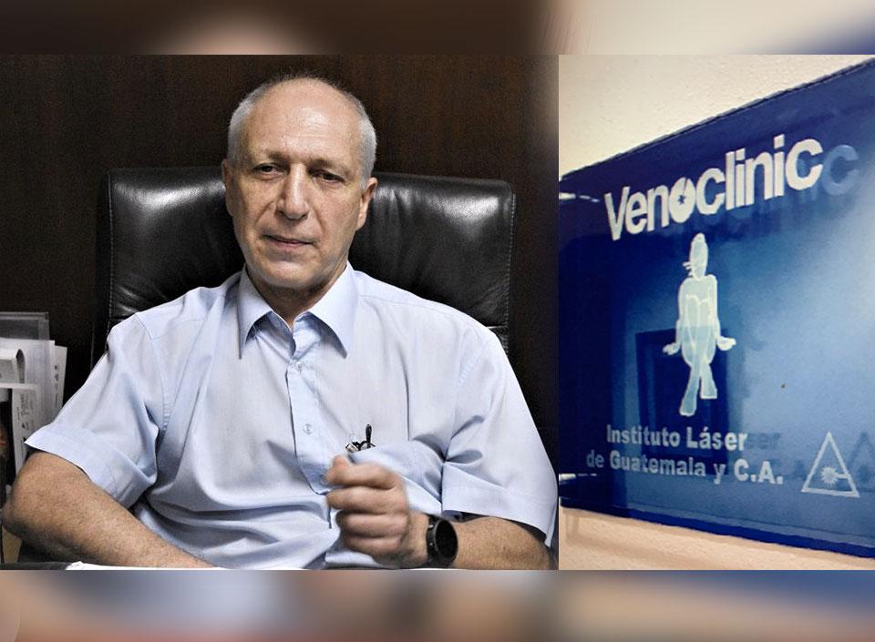 La clínica pionera en Guatemala para el tratamiento de la insuficiencia venosa