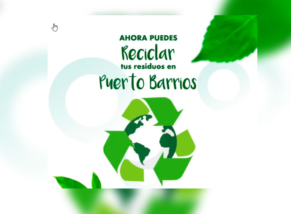 Reciclar en Izabal