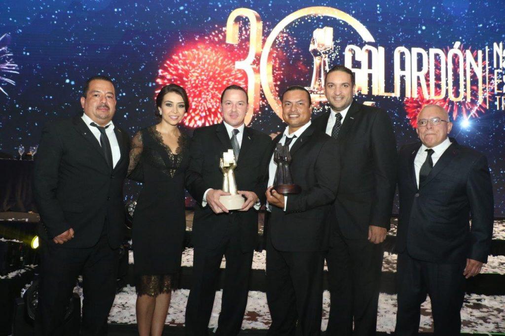 Entregan máximo reconocimiento de la noche: Exportador del año 2018