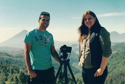 A.R. producciones empresa guatemalteca que brinda servicios de exportación para plataformas como Amazon Prime